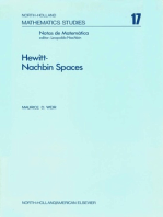 Hewitt-Nachbin Spaces