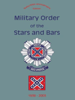 Military Order of the Stars and Bars (65th Anniversary Edition)