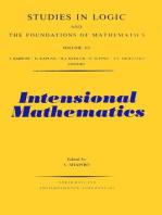 Intensional Mathematics