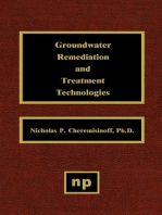 Groundwater Remediation and Treatment Technologies