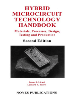 Hybrid Microcircuit Technology Handbook: Materials, Processes, Design, Testing and Production