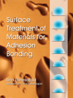 Surface Treatment of Materials for Adhesion Bonding