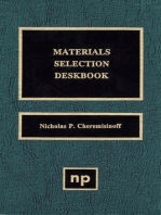 Materials Selection Deskbook