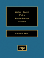 Water-Based Paint Formulations, Vol. 3