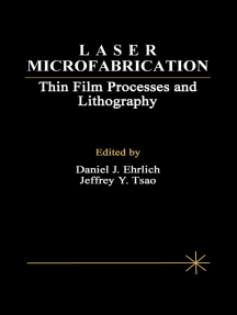 Laser Microfabrication: Thin Film Processes and Lithography