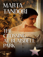 The Crossing at Blaisdell Park, a Kate Stanton Hollywood Mystery (Book #4)