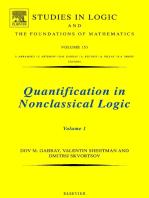 Quantification in Nonclassical Logic