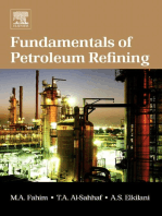Fundamentals of Petroleum Refining