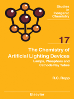 The Chemistry of Artificial Lighting Devices