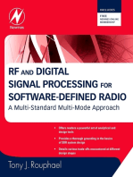 RF and Digital Signal Processing for Software-Defined Radio