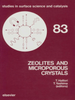 Zeolites and Microporous Crystals
