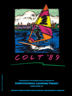 COLT '89: Proceedings of the Second Annual Workshop, UC Santa Cruz, California, July 31 - August 2 1989