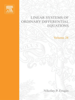 Linear Systems of Ordinary Differential Equations, with Periodic and Quasi-Periodic Coefficients