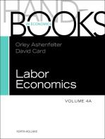 Handbook of Labor Economics