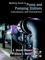 Working Guide to Pump and Pumping Stations