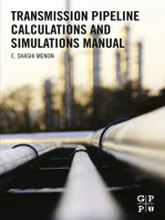 Transmission Pipeline Calculations and Simulations Manual