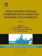 10th International Symposium on Process Systems Engineering - PSE2009