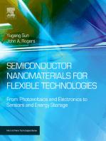 Semiconductor Nanomaterials for Flexible Technologies