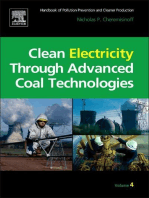 Clean Electricity Through Advanced Coal Technologies