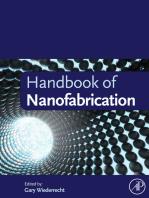 Handbook of Nanofabrication
