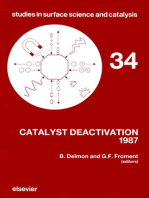 Catalyst Deactivation 1987