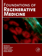 Foundations of Regenerative Medicine