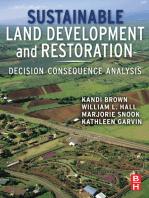 Sustainable Land Development and Restoration