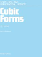 Cubic Forms: Algebra, Geometry, Arithmetic