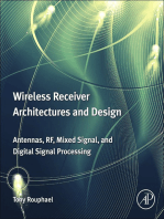 Wireless Receiver Architectures and Design