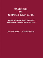 Handbook of Infrared Standards