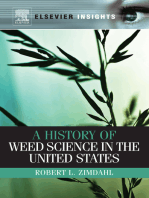 A History of Weed Science in the United States