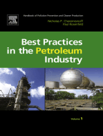 Handbook of Pollution Prevention and Cleaner Production Vol. 1: Best Practices in the Petroleum Industry