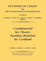 Combinatorial Set Theory: Partition Relations for Cardinals
