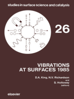 Vibrations At Surfaces 1985