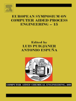 Eurosymposium Computer Aided Process Engineering