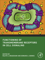 Functioning of Transmembrane Receptors in Signaling Mechanisms