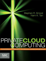 Private Cloud Computing: Consolidation, Virtualization, and Service-Oriented Infrastructure