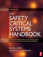 Safety Critical Systems Handbook