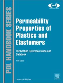 Permeability Properties of Plastics and Elastomers