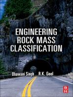 Engineering Rock Mass Classification