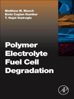 Polymer Electrolyte Fuel Cell Degradation