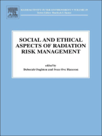 Social and Ethical Aspects of Radiation Risk Management