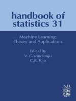 Machine Learning: Theory and Applications