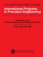 International Progress in Precision Engineering