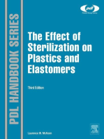 The Effect of Sterilization on Plastics and Elastomers
