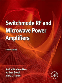 Switchmode RF and Microwave Power Amplifiers