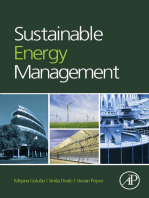 Sustainable Energy Management