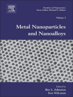 Metal Nanoparticles and Nanoalloys