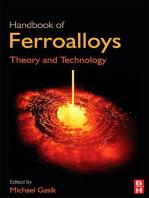 Handbook of Ferroalloys: Theory and Technology