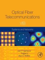 Optical Fiber Telecommunications Volume VIB